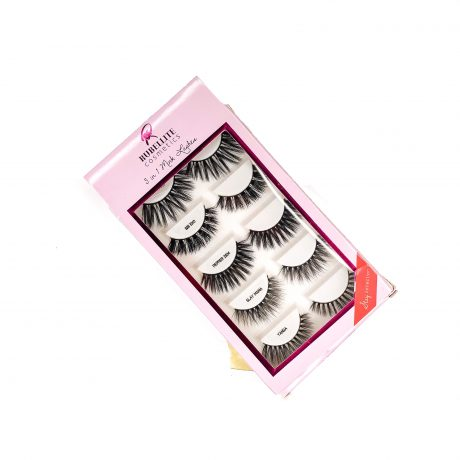5 in 1 lashes Slay collection